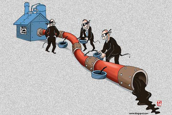 Menteri-ESDM-Diminta-Abaikan-Intervensi-Mafia-Gas-Pipa